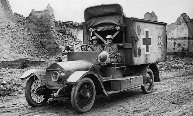 World war one ambulance clipart clip art library download World War I - by Jalilah Oliver [Infographic] clip art library download