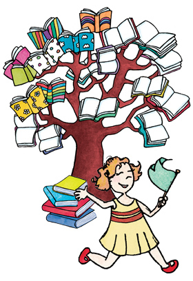 World with books clipart free Clipart family and world - ClipartFest free