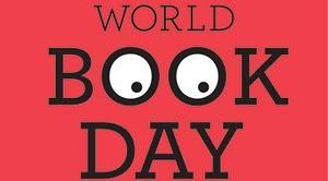 World with books clipart banner free stock World book day clipart - ClipartFest banner free stock