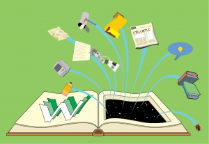 World with books clipart graphic royalty free Clipart open world - ClipartFest graphic royalty free