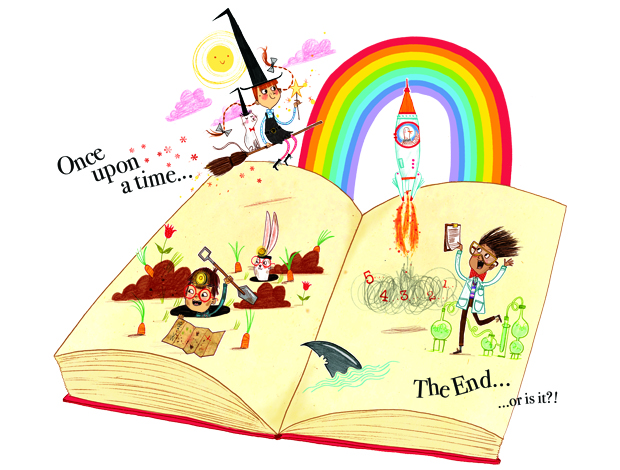 World with books clipart freeuse stock World Book Day: what are kids reading? | Independent School Parent freeuse stock