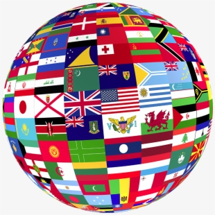 World with latinos clipart jpg royalty free Original Artwork By Claire Jane Can Not Be Found In - Flag ... jpg royalty free
