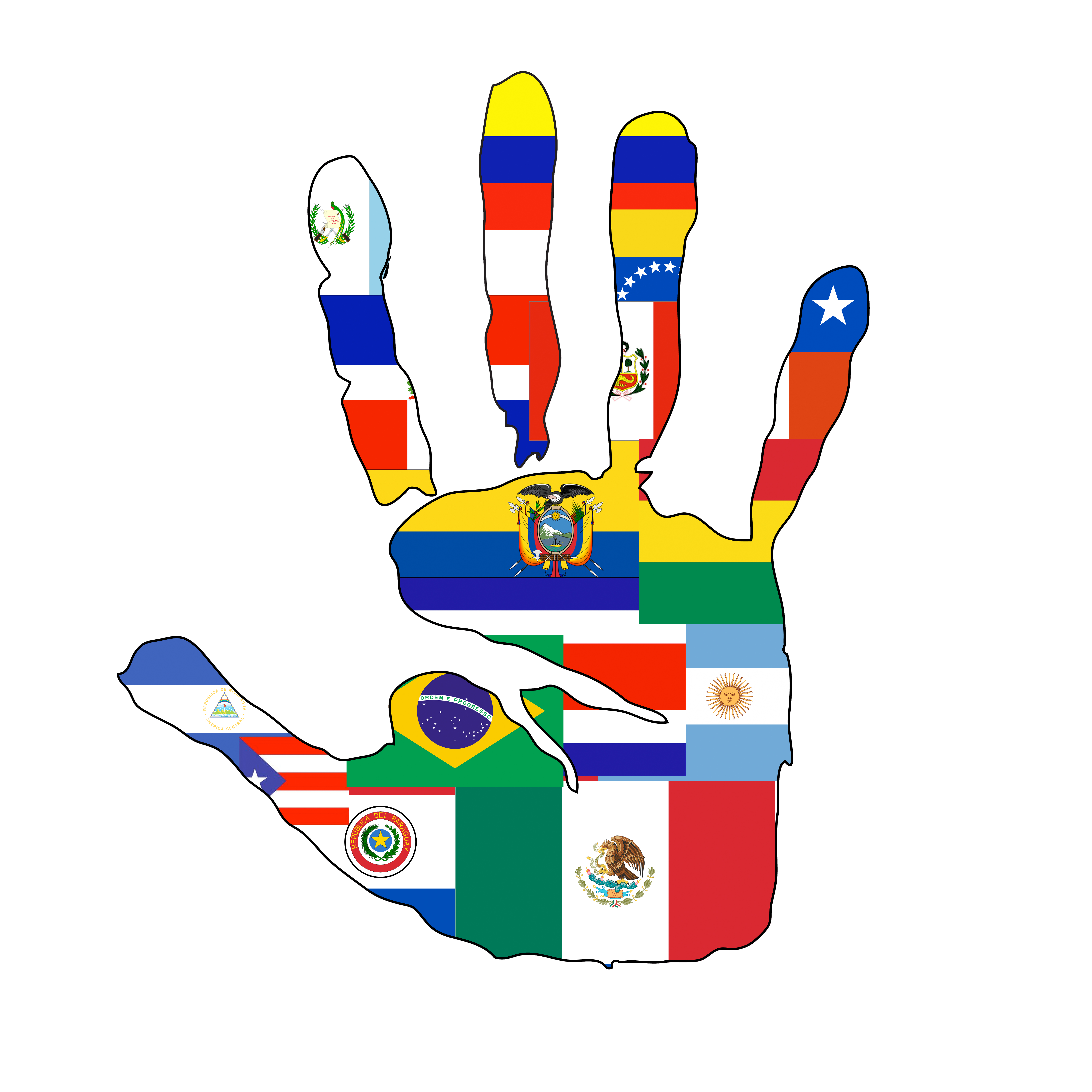 World with latinos clipart image black and white Free Hispanic Food Pictures, Download Free Clip Art, Free ... image black and white