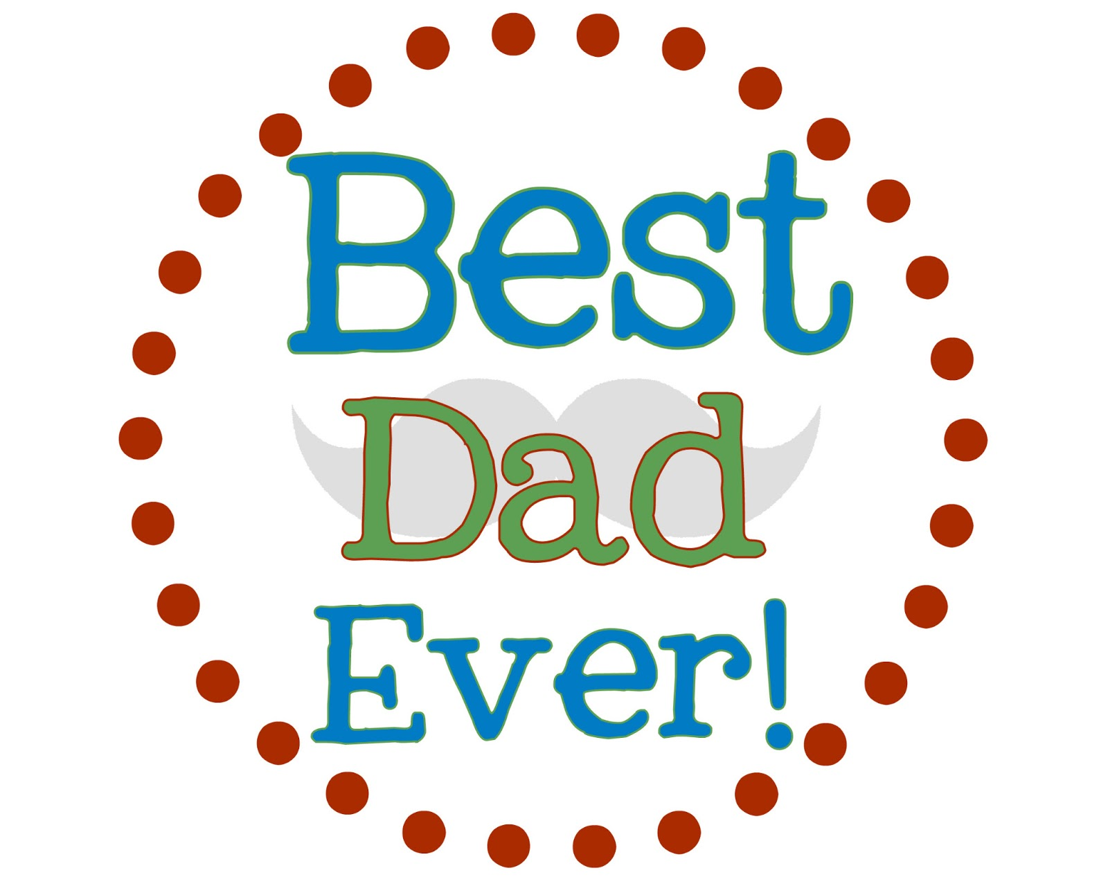 Worlds best dad clipart free jpg freeuse library A Creative Space: HAPPY FATHER\'S DAY ~A Few Printable Ideas jpg freeuse library