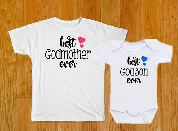 Worlds greatest god mother clipart image download Best Godmother Godson Ever Matching Godmother Godson Shirts ... image download