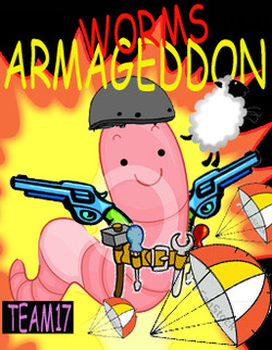 Worms armageddon clipart free stock Worms Armageddon Cover Clipart | Clipart Panda - Free ... free stock