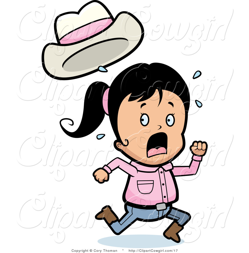 Worried girl clipart vector library Scared Girl Running Clipart | Clipart Panda - Free Clipart ... vector library