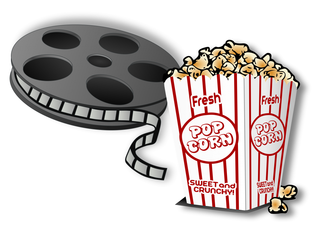 Worship and movie clipart clipart popcorn and movie – Green Mountain United Methodist Church clipart
