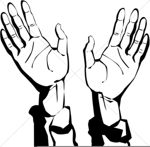 Worship hands clipart clipart free Hands Lifted In Worship Clipart | Free Images at Clker.com ... clipart free