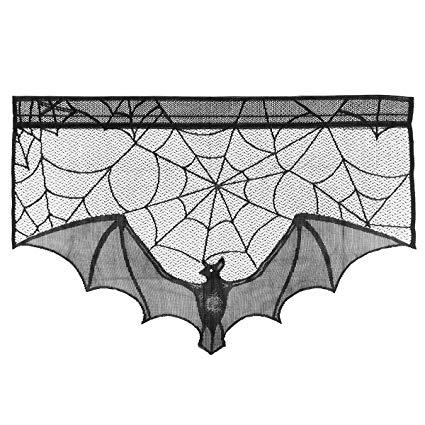 Woven mantle clipart clipart royalty free Amazon.com: BESTOYARD Halloween Creepy Cloth Decoration ... clipart royalty free