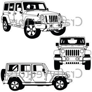 Wrangler sport logo vectored clipart royalty free stock Jeep Wrangler Sahara Vector File | SOIDERGI royalty free stock