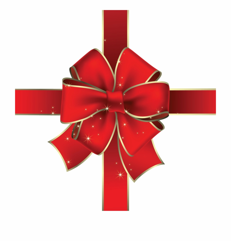 Wrapping bow clipart graphic free Gift Ribbon Bow Png Image - Christmas Bow Clip Art Free PNG ... graphic free