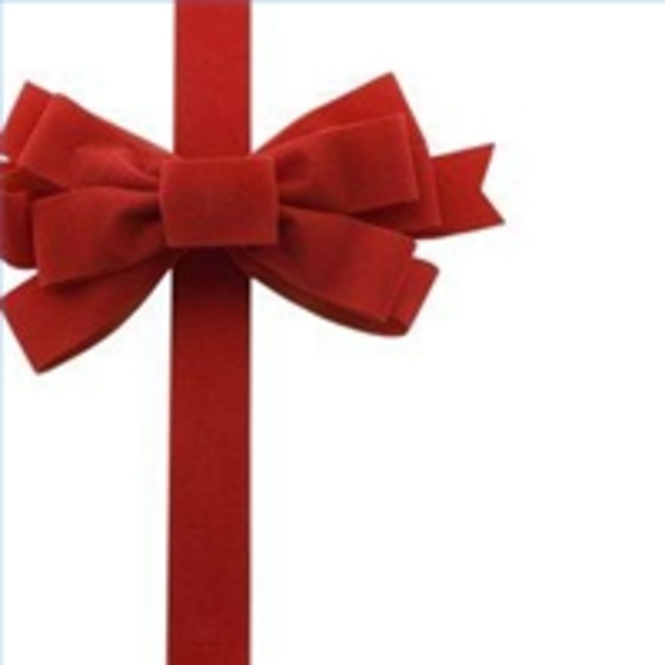 Wrapping bow clipart picture library library Tie Gift Wrap Bow X   Free Images at Clker.com - vector clip ... picture library library