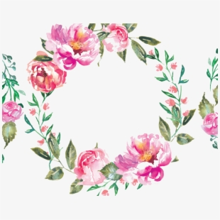 Wreath clipart free download free download Free Watercolor Floral Wreath Download Vector, Clipart ... free download