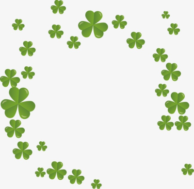 Wreath clover clipart image black and white download Clover PNG - DLPNG.com image black and white download