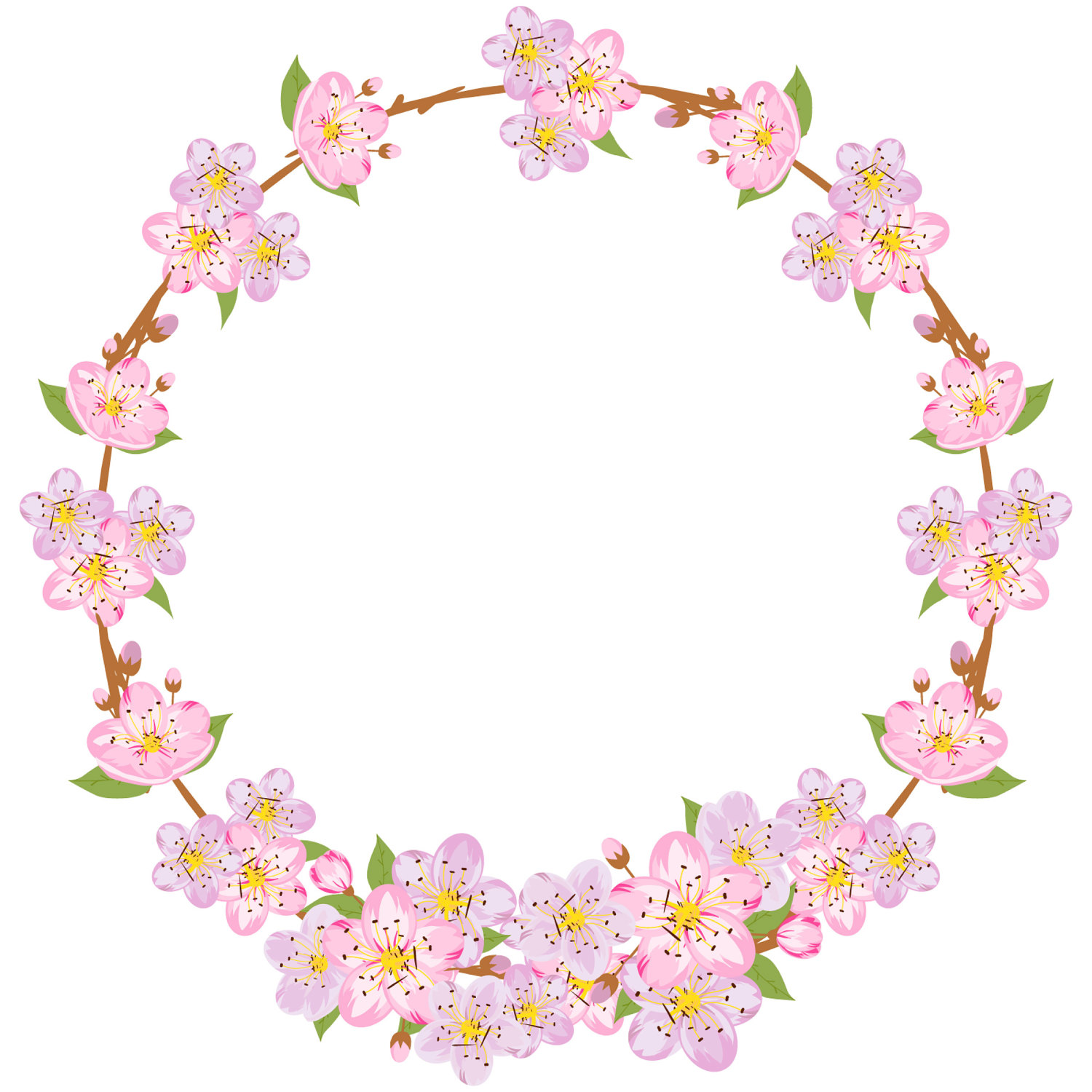 Wreath embellishment clipart clip library stock Rose Wreath Clipart | Free download best Rose Wreath Clipart ... clip library stock