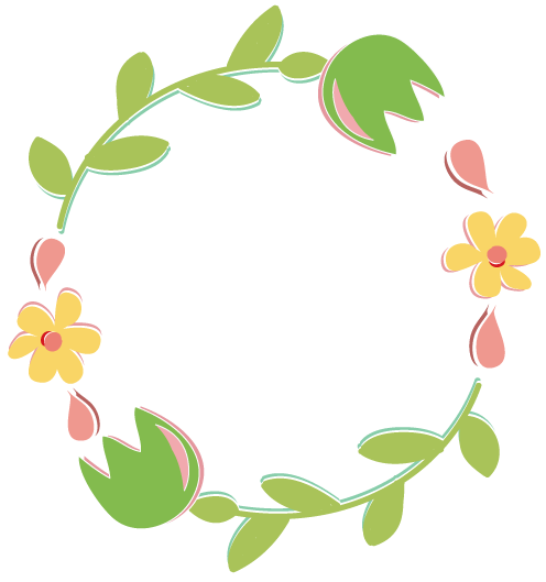 Wreath of flower clipart png svg black and white Wreath of flower clipart png - ClipartFest svg black and white