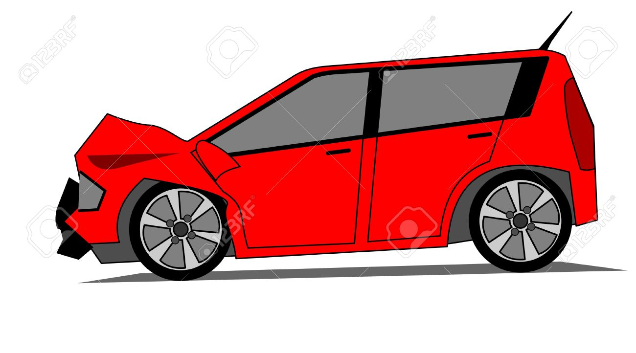 Wrecked vehicles with title clipart clip black and white download Car Accident Clipart | Free download best Car Accident ... clip black and white download