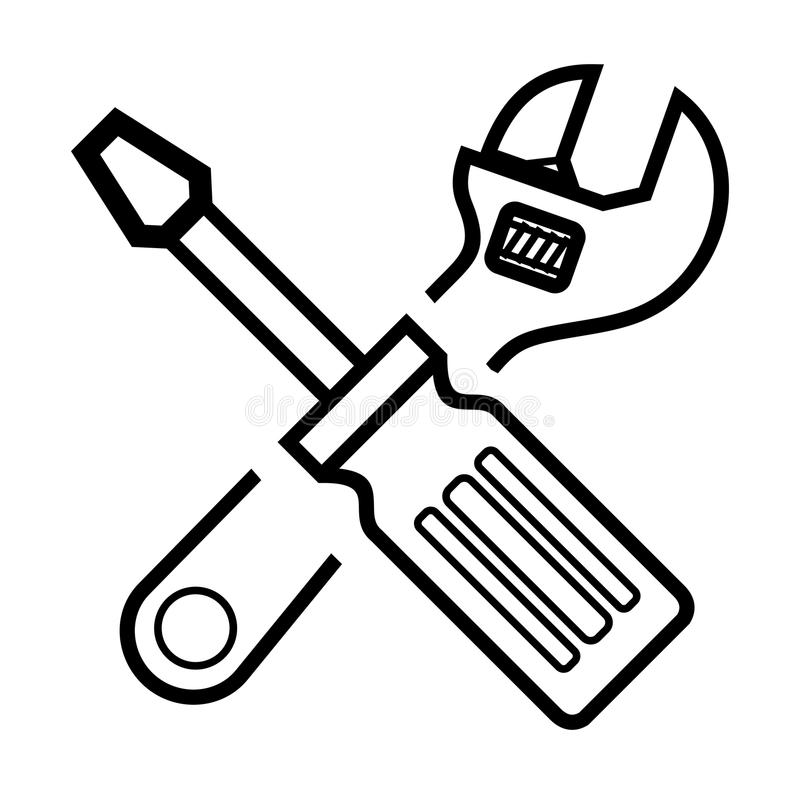 Wrench bolt free clipart transparent stock Screwdriver clipart wrench bolt - 181 transparent clip arts ... transparent stock