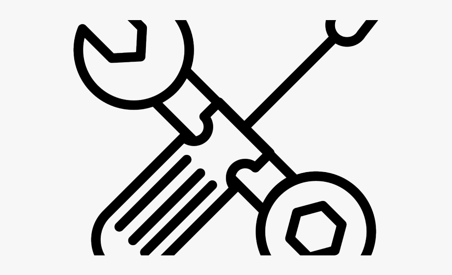 Wrench bolt free clipart clipart Screwdriver Clipart Wrench Bolt - Chave De Fenda Em Desenho ... clipart