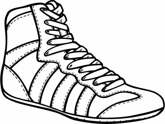 Wrestler cheering clipart clip library download Wrestling Shoes Clipart | Wrestling | Wrestling headgear ... clip library download