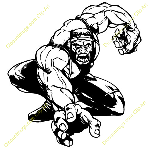 Wrestling logo clip art picture library library Wrestler Clipart & Wrestler Clip Art Images - ClipartALL.com picture library library