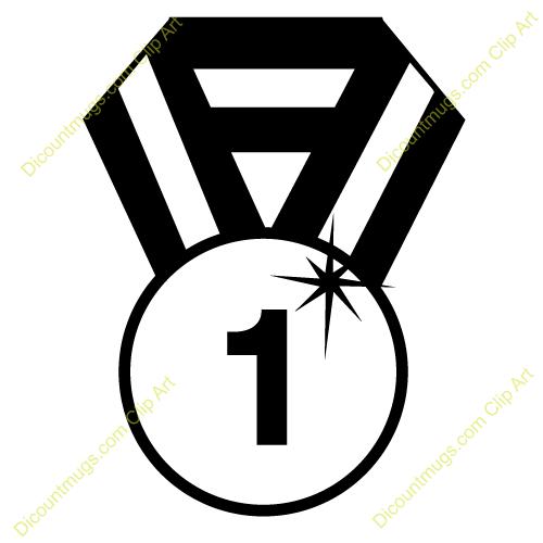 Wrestling medal clipart clipart transparent Number One Medal Clip Art. | Clipart Panda - Free Clipart Images clipart transparent