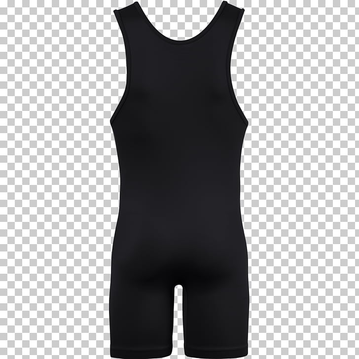 Wrestling singlet clipart picture black and white library Online shopping Sleeveless shirt Active Undergarment Dress ... picture black and white library