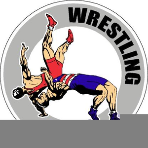 Wrestling vector clipart free graphic free download Wrestling Mat Clipart   Free Images at Clker.com - vector ... graphic free download