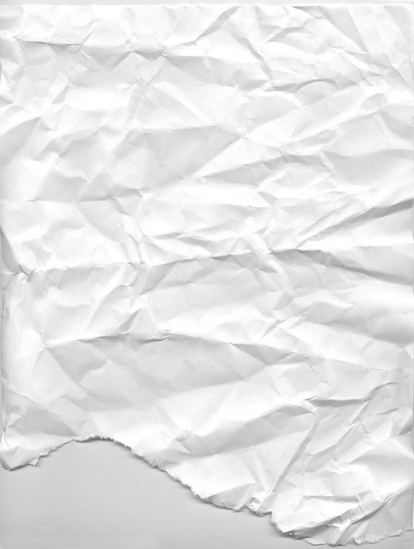 Wrinkled paper texture clipart picture stock Crumpled and Folded Paper Textures | textures | Paper ... picture stock