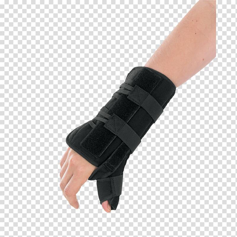 Wrist cast clipart jpg transparent download Wrist brace Spica splint Thumb Breg, Inc., braces ... jpg transparent download