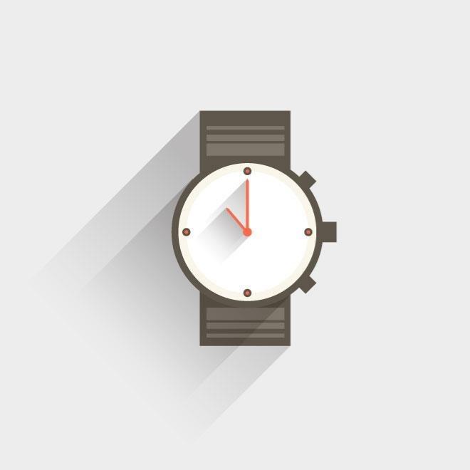 Wrist watch vector clipart banner transparent library Free WRIST WATCH VECTOR CLIP ART.eps PSD files, vectors ... banner transparent library