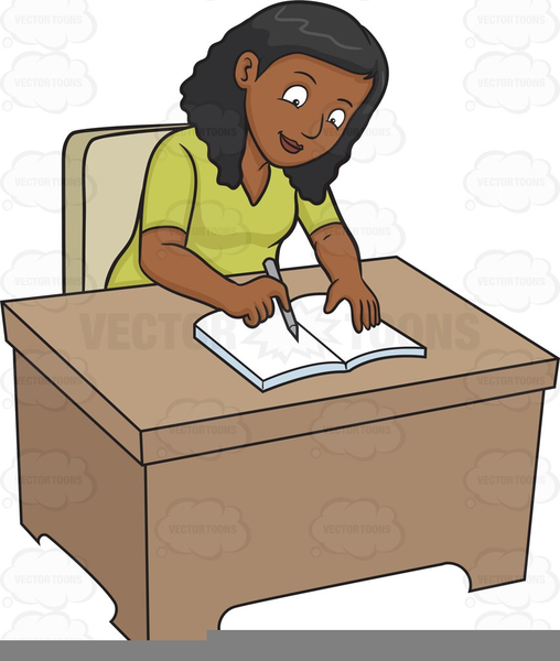 Writers clipart picture stock Female Writers Clipart | Free Images at Clker.com - vector ... picture stock