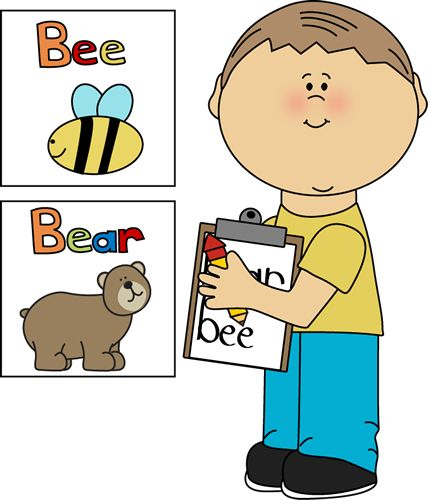 Writing abc clipart clipart library download School children writing the alphabet clipart - ClipartFest clipart library download