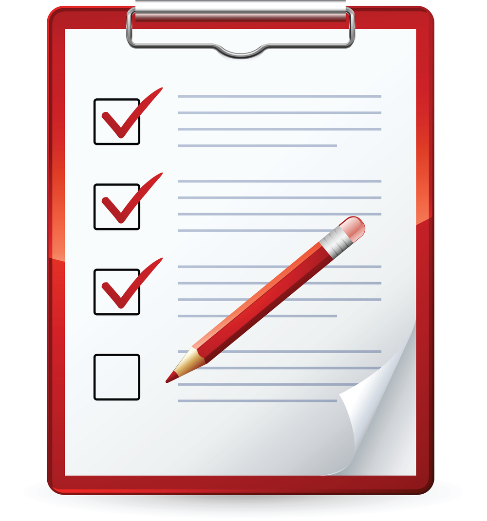 Writing checklist clipart clipart freeuse library Writing checklist clipart - Clip Art Library clipart freeuse library