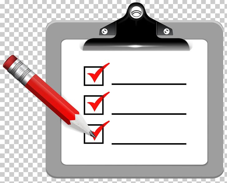 Writing to do list on clip board clipart vector free Clipboard Checklist Computer Icons PNG, Clipart, Angle ... vector free