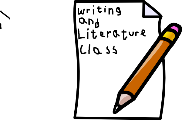 Writing class clipart vector free download Writing Class Cover Clip Art at Clker.com - vector clip art ... vector free download