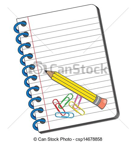 Writing in a book clipart jpg black and white download Clipart Vector of Book with space for writing csp14678858 - Search ... jpg black and white download