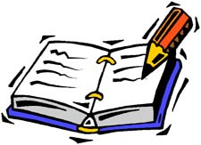 Writing in a book clipart clip art royalty free Writing a book clipart - ClipartFest clip art royalty free