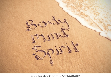 Writing in sand clipart banner library download Mind Body Spirit Images, Stock Photos & Ve #331844 ... banner library download