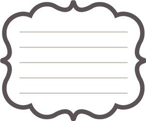 Writing labels clipart clip art freeuse download Label Border Clipart | Free download best Label Border ... clip art freeuse download