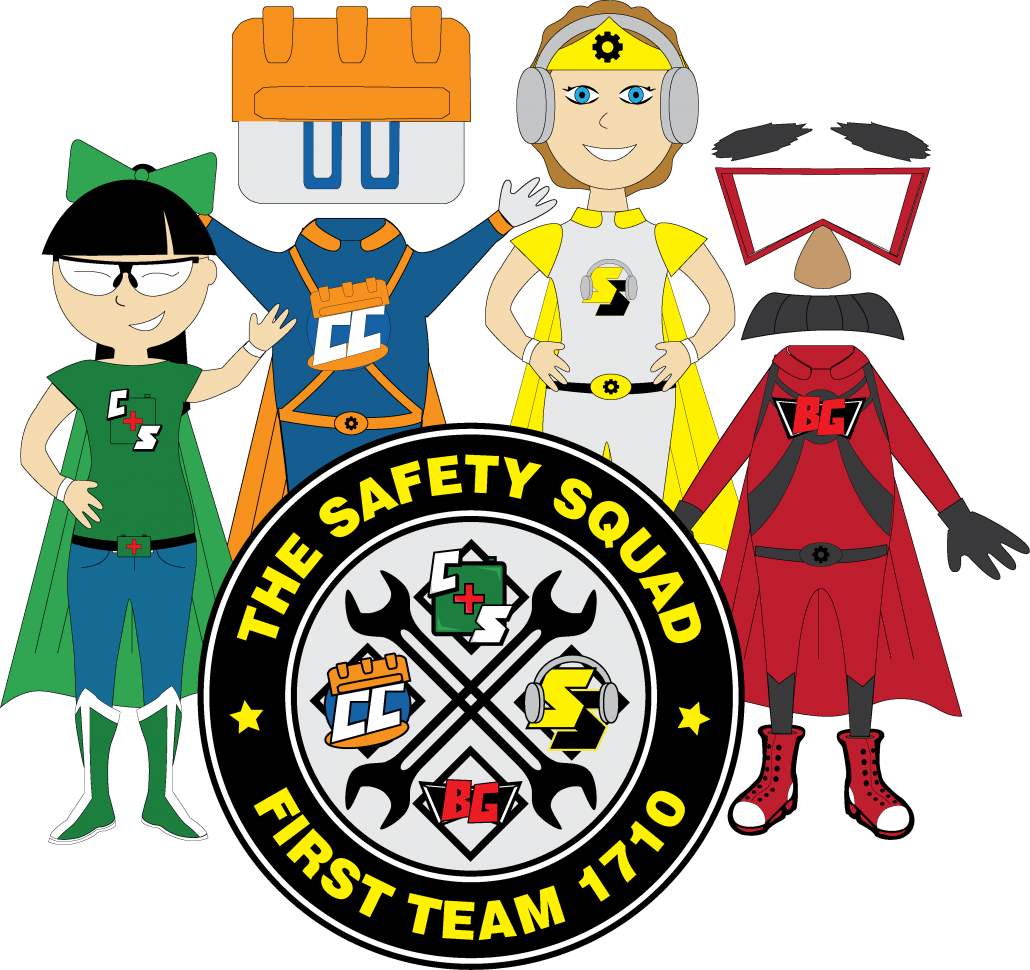 Wrong safety goggles clipart svg black and white library Goof Proof Safety – FIRST Robotics Team 1710 svg black and white library