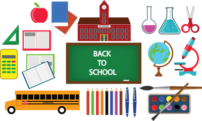 Wrong school night clipart jpg library download School Supplies: The Cope With School NYC Blog - Cope With ... jpg library download