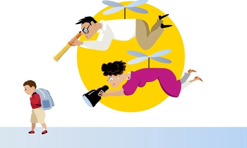 Wrong school night clipart png free Why Helicopter Parents Have Got It Wrong - Publishous - Medium png free