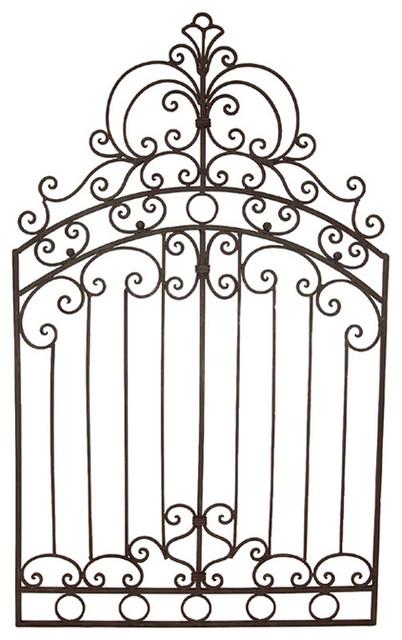 Wrought iron gate clipart clipart transparent Garden Gate Clipart | Free download best Garden Gate Clipart ... clipart transparent