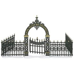Wrought iron gate clipart jpg freeuse Download wrought iron fence victorian clipart Wrought iron ... jpg freeuse