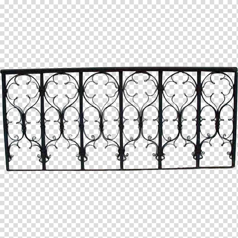 Wrought iron pattern clipart vector library stock Wrought iron Balcony Grille Gothic Revival architecture ... vector library stock