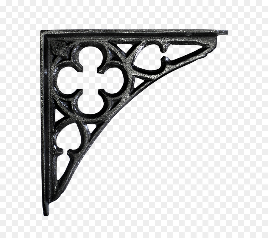 Wrought iron shelf clipart image transparent Wrought iron Coalbrookdale Bracket Shelf - iron png download ... image transparent
