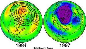 Wsi clipart windy clip transparent stock Ozone depletion trumps greenhouse gas increase in jet-stream ... clip transparent stock