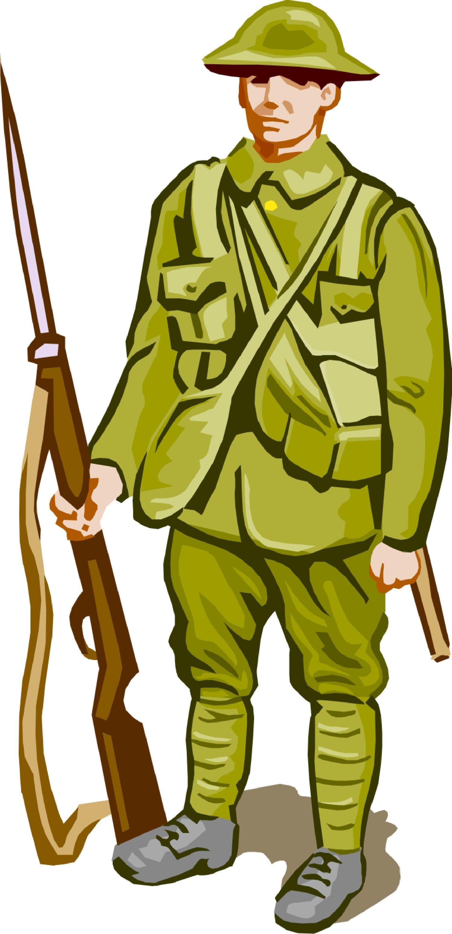 Ww1 british soldier clipart graphic library Rezultat iskanja slik za cartoon soldier ww1 | Prva svetovna ... graphic library